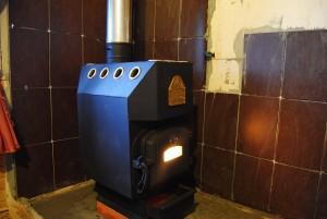 печь бутакова для отопления дачи