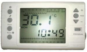 пример электронного терморегулятора