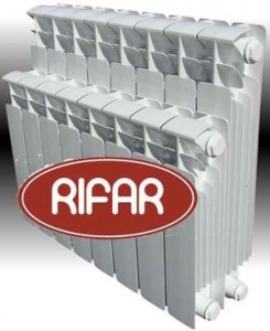 радиатор отопления рифар
