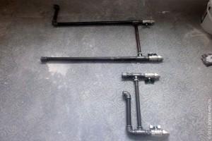 стальные электросварные трубы отопления