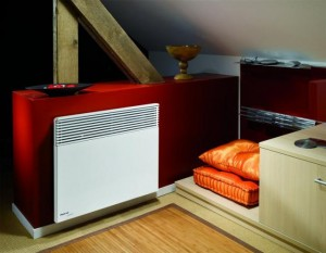 электрический конвектор для отопления дачи
