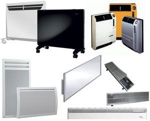 виды электрических конвекторов отопления