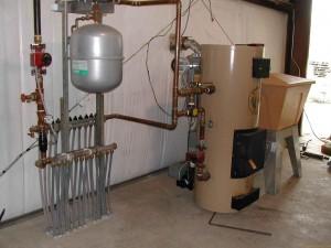 комбинированный котел отопления в доме