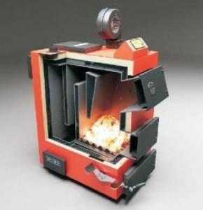 твердотопливный котел для отопления коттеджа