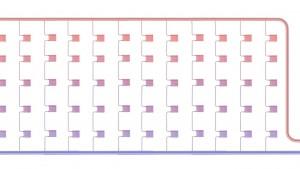 однотрубное отопление многоквартирного дома