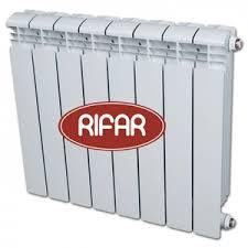 биметаллические радиаторы отопления рифар