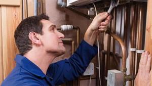 установка нового газового котла в частном доме