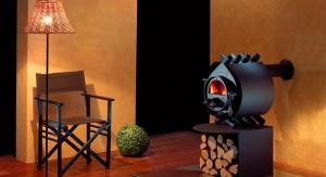 печь булерьян в загородном доме