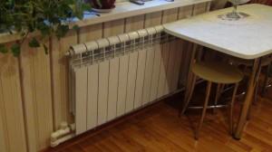 биметаллический радиатор отопления blyss