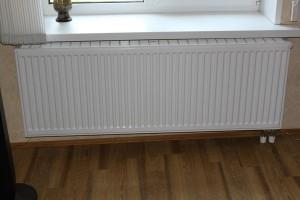 стальной радиатор в частном доме