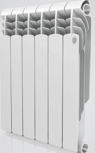 биметаллический радиатор отопления роял термо