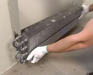 конвекционный радиатор