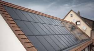 солнечная панель отопления загородного дома