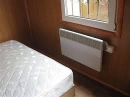 электрический конвектор в частном доме