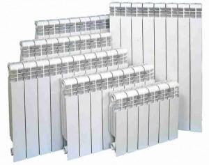 итальянские алюминиевые радиаторы