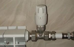Регулировка радиатора отопления в квартире
