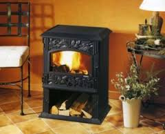 дровяная печь для отопления дома