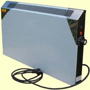 настенный электрический конвектор с терморегулятором
