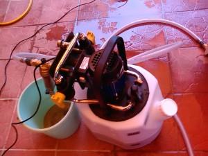 промывка системы отопления в загородном доме