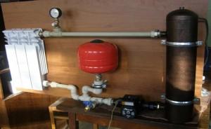 индукционный котел отопления в частном доме