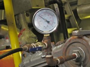 рабочее давление опрессовки отопления