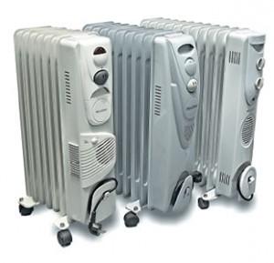 масляные радиаторы