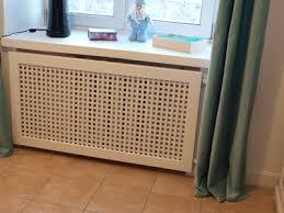 плоский экран для радиатора