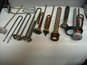 разновидности тэнов для отопления