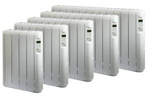 размерный ряд электрических радиаторов