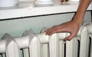 Отопление многоквартирных домов температура подачи