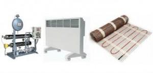 отопление частного дома электричеством
