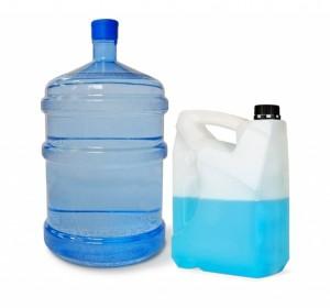 вода или антифриз для отопления