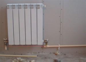 монтаж системы отопления ленинградка