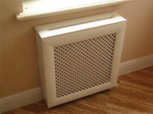 коробчатый экран для радиатора