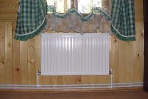 двухтрубное отопление частного дома