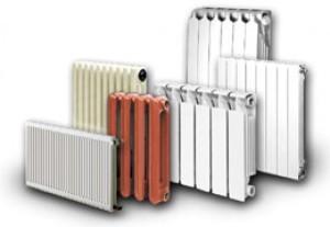радиаторы отопления из разных материалов