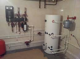 котельная водяного отопления в частном доме