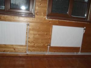 отопление в загородном доме