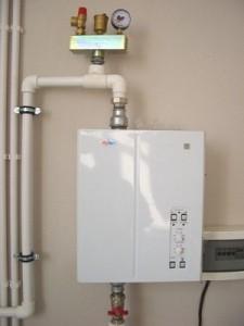 электрический котел в частном доме