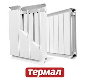 алюминиевый радиатор отопления термал