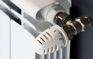 батарея отопления с ручным вентилем