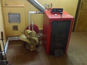 твердотопливный котел для отопления