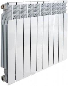 стальной каркас биметаллического радиатора
