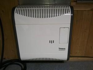 газовый конвектор отопления