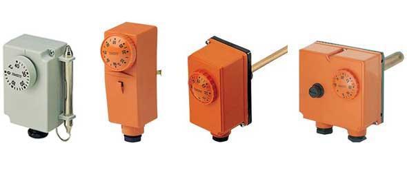 Термостаты для котлов отопления своими руками