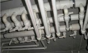 полипропиленовые трубы в системе отопления