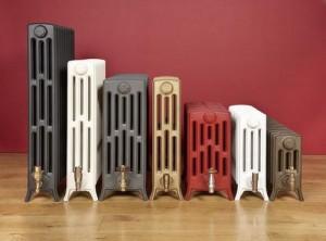 чугунные радиаторы разных размеров