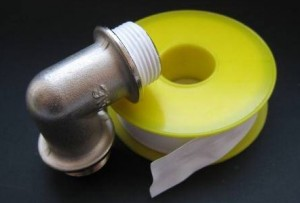 фум лента для отопления