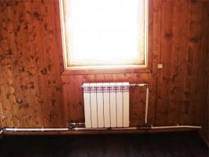 радиатор в однотрубной системе