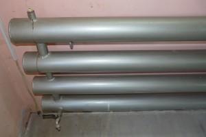 регистр отопления из алюминиевых труб